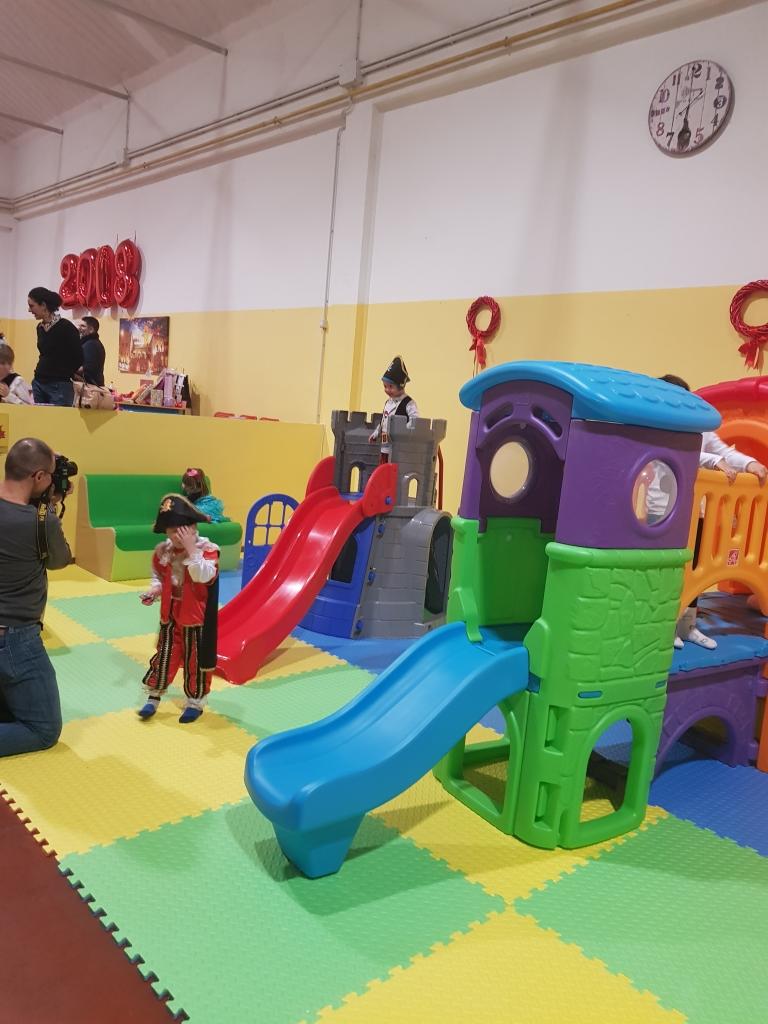 Allegri Saltasù   Asilo nido privato Bologna feste bambini